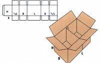 Pudla kartonowe klapowe 02280