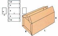 Wytrzymale pudla kartonowe laczone trwale 06060