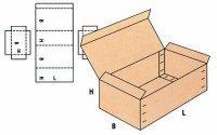 Wytrzymale pudla kartonowe laczone trwale 06080